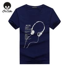 Горячая 2016 Новых Людей Лето Марка Топы Тис С Коротким Рукавом Мужская рубашка большой Размер 5XL Ситец футболка оптовая Бесплатная доставка(China (Mainland))