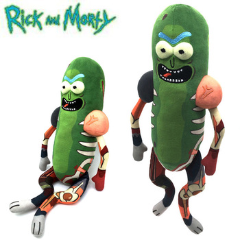 Rick and Morty Plush Toys - Pickle Rick Variations