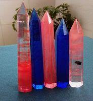 5 éperlan quartz point en cristal baguette guérison livraison-gratuite
