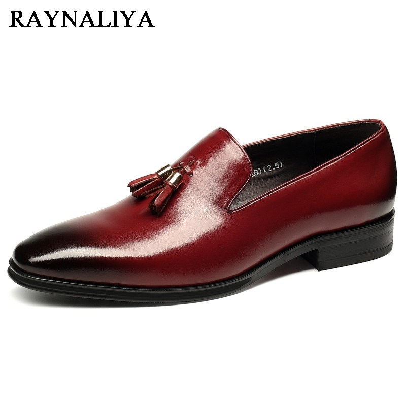 Brand Genuine Leather Men Shoes Mixed Color Pattern Hand-made Casual Flats Men Business Oxfords Male Formal Shoes YJ-A0015 relikey brand men casual handmade shoes cow suede male oxfords spring high quality genuine leather flats classics dress shoes