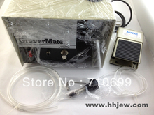 Hot Sale Free Shipping Graver Mate Engraving Machine, Jewelry Engraving Equipment, Engraver Tool Single Ended