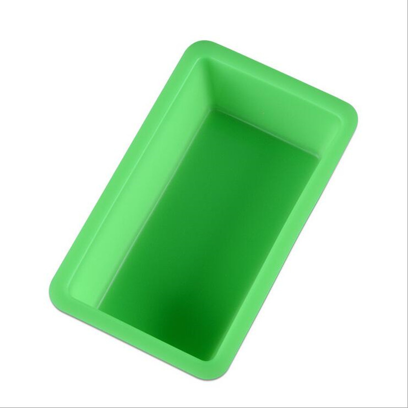 Mini Trumpet Rectangular Silicone Cake Pan Bakeware For Kitchen Toasted Bread Chocolate Baking Mold Soap Decorating Tools in Cake Molds from Home Garden