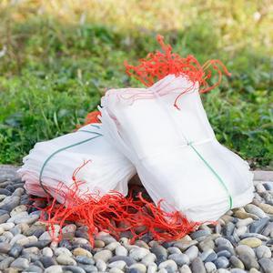 Image 5 - Vegetable Fruit Protection Mesh Bag Garden Plants Anti Bird Drawstring Netting Bag for Agriculture Pest Control 10pcs/set #20