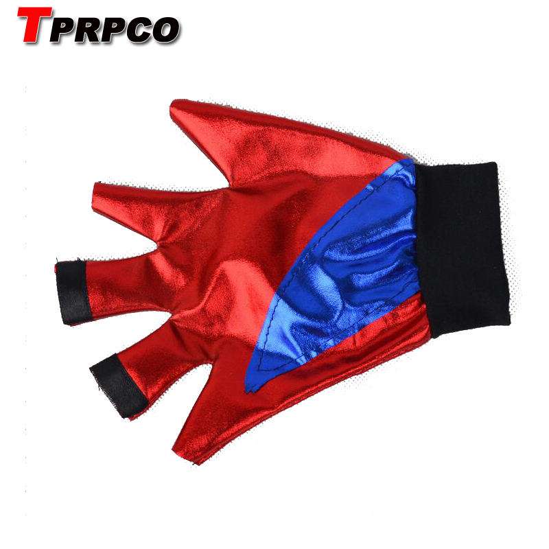TPRPCO 1PC Movie The Dark Knight Suicide Squad Harley Quinn Joker Figures Cosplay Gloves Costumes