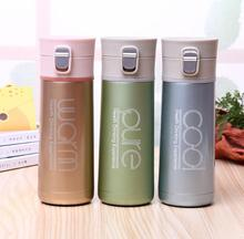 Fashion 350ml/500ml Stainless Steel Vacuum Cup Coffee Tea Thermos Mug Thermal Bottle Thermocup Travel Drink Bottle
