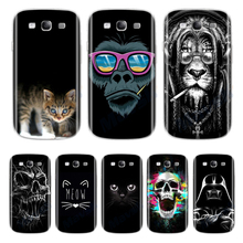 TPU Cases for fundas Samsung Galaxy S3 Neo Cases Luxury Phone Cover i9