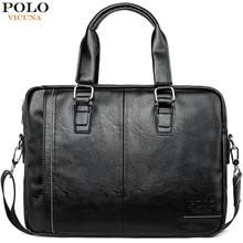 VICUNA POLO New Arrival High Quality Leather Man Messenger B