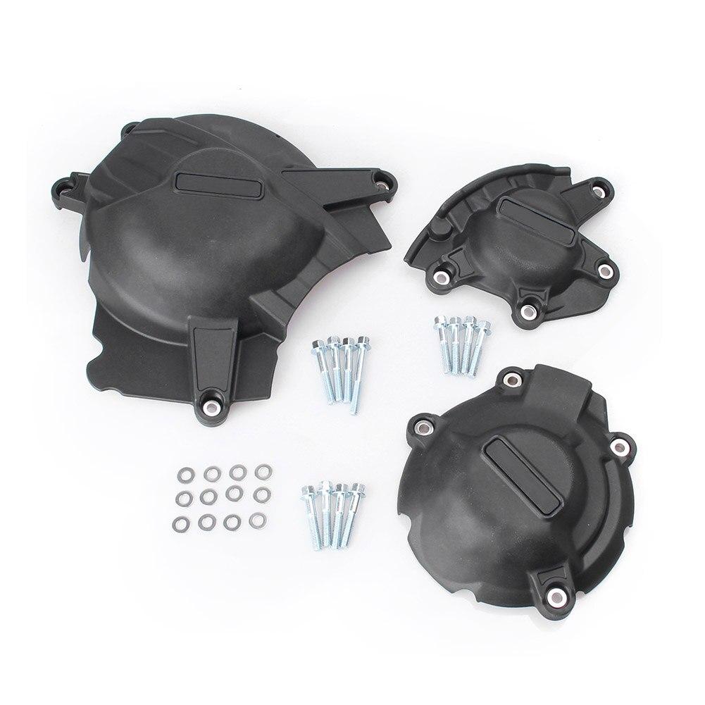 Для SUZUKI GSXR1000 2017 2018 двигателя статора Картера охранник протектор крышки набор мотоциклов Запчасти левой