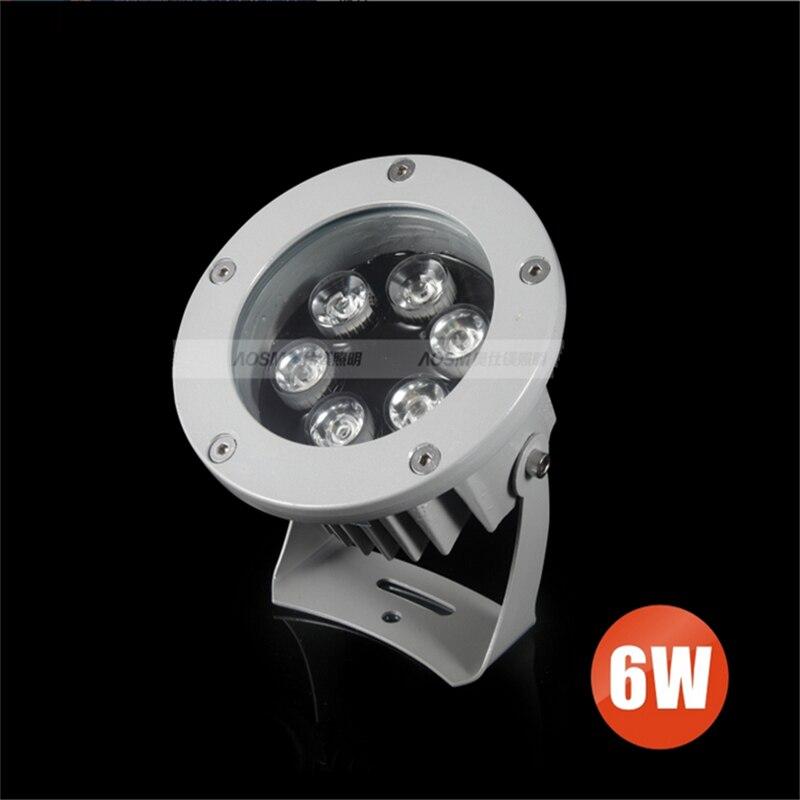 Spike Modell IP65 Outdoor Led Spot Lampe Für Garten, Park, Bäume,  Aufzuforsten, Landschaft, 100 240 V Eingang 3 Watt/6 Watt/9 Watt/12 Watt/18  Watt Spot ...