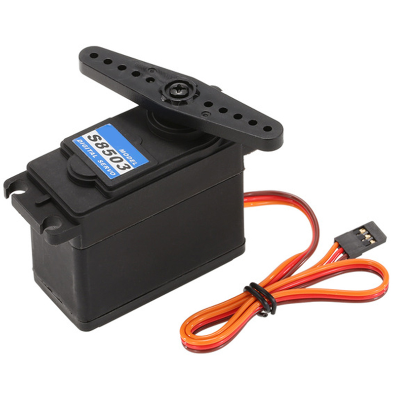 S8503 30Kg Digital Metal Gear Servo For 1/5 Redcat Hpi Baja 5B Ss Rc Car Part(China)