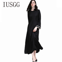 2019 New Arrival Islamic Dress Turkish Women Clothing Abayas For Women Black Abaya Saudi Dress Muslim Dubai Dress Hijab Dress