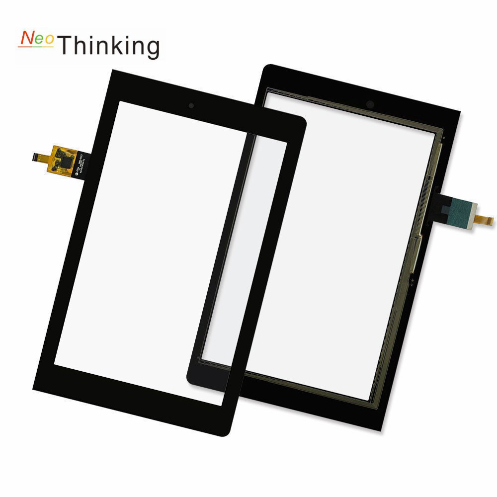 NeoThinking Tablet For Lenovo YOGA TAB 3 8.0 YT3-850 YT3-850F YT3-850L YT3-850M Touch Screen Digitizer Glass Replacement Part srjtek 8 for lenovo yoga yt3 850 yt3 850m yt3 850f lcd display with touch screen digitizer glass panel sensor assembly parts