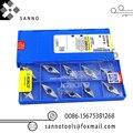 Бесплатная доставка! Недорогой токарный резец VCGT160402-AK HO1/VCGT160404-AK HO1/VCGT160408-AK HO1 cnc карбидные Токарные вставки