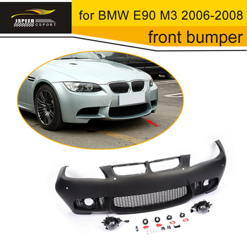 PP unpainted Auto Car accessories Bumper Styling Body Kits for BMW E90 M3 2006-2008 image
