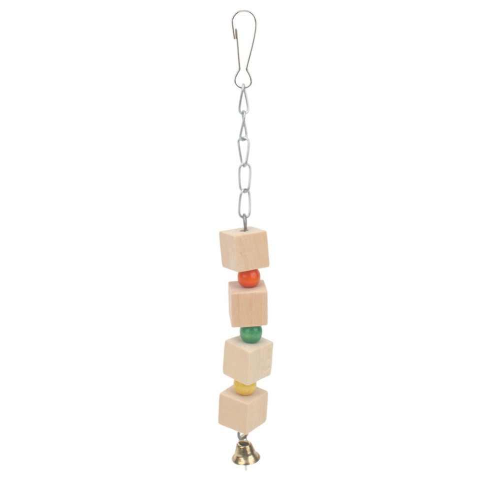PipiFren นกแก้วของเล่นและอุปกรณ์เสริมสำหรับ Bird Swing อุปกรณ์ Stand Budgie สำหรับ Parakeet กรงตกแต่งแอฟริกันสีเทา pappagalli