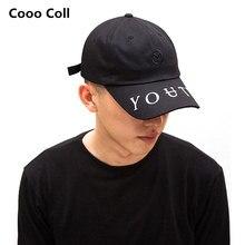 Youth 2017 Men Women Baseball Caps GD Bigbang Kanye West Female Male Snapbacks Printing Caps Gorra Hat Brand Cooo Coll
