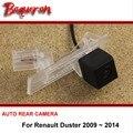 Para Renault Duster 2009 ~ 2014 Reverso Back Up Da Câmera/Câmera de Visão Traseira Do Carro/HD CCD de Visão Noturna/Câmera Do Carro de Estacionamento