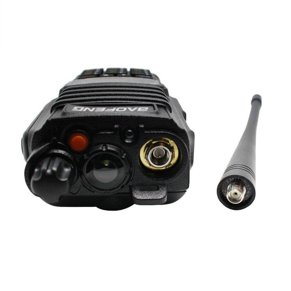 מערכות ניווט BF-UV9R מכשיר קשר XJ-94 Baofeng Waterproof UV Dual אנטנת רדיו בתדר המתאים ידני מקלט האפנון טוקי (2)