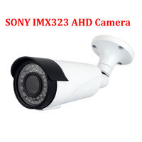 SONY IMX323 waterproof AHD CCTV Camera 1080P AF 2.8 12mm 4X zoom OSD Cable 4X Motor Zoom 2MP AHD Camera