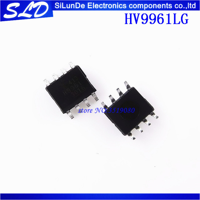 Free Shipping  50pcs/lot HV9961LG G HV9961LG HV9961 H9961 SOP 8 new and original in stock