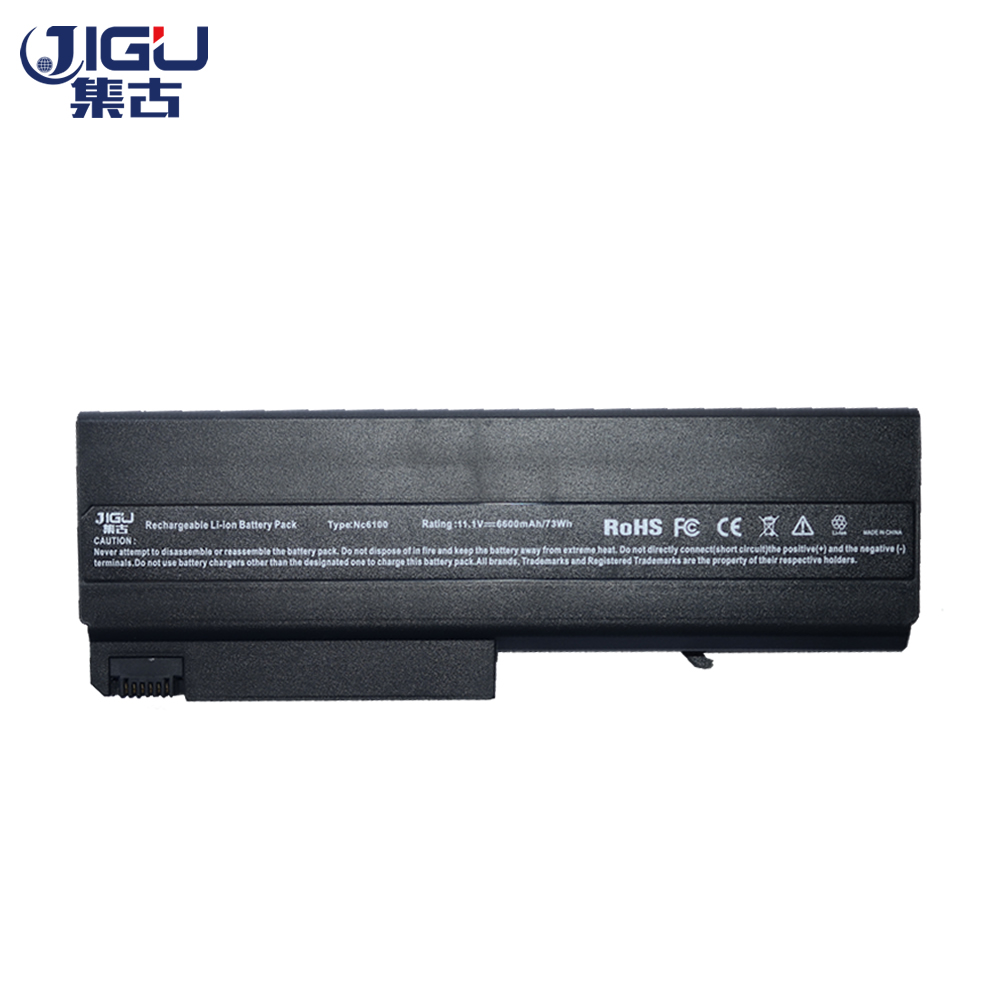 JIGU Replacement Laptop Battery For <font><b>Hp</b></font> For Compaq 6910p <font><b>6510b</b></font> NC6115 NC6120 6715s NC6100 NC6105 NC6110 <font><b>6510b</b></font> 6515b 6710s 6715b image