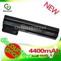 Golooloo 4400 mah da bateria do portátil para compaq mini cq10 cq10-400 series para hp hstnn-db1t hstnn-db1u hstnn-e04c wq001aa 06ty