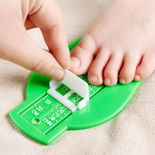 Baby Child Foot Measure Props Toddler Shoes Fittings Gauge Device Infant Feet Measure Gauge Kid Shoes Size Measuring Ruler Tool(China)