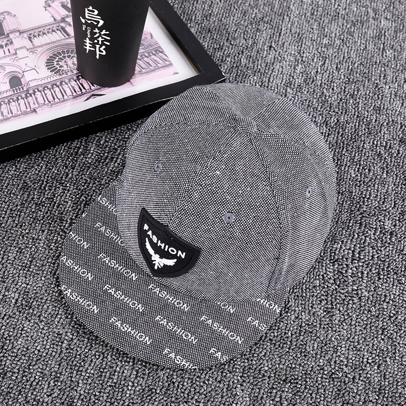Unique Design Baseball Trucker Winter Cap Dad Hat Men Women Bone Print Pattern Cotton Snapback Hat Pop Street Art Hip Hop
