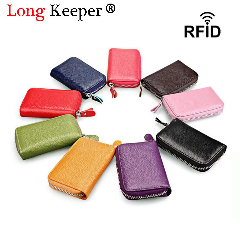 Luggage & Bags Coin Purses & Holders New Fashion Aequeen Travel Id Card Wallet Women Large Capacity Passport Cover Mens Purse Waterproof Credit Card Holder Cellphone Money Bag Refreshment