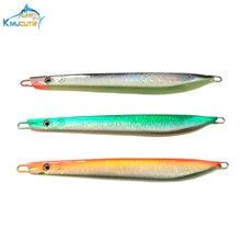 150 г 3 цвета Свинцовые Приманки для джиггинга свинцовые рыболовные