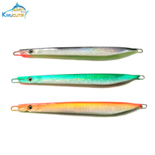 CHWPE8 20cm 95g 4pcs Ocean Boat Rock Beach Deep sea Solid Wood Fishing Popper Pencil long Lure hook baits trolling fishing lure