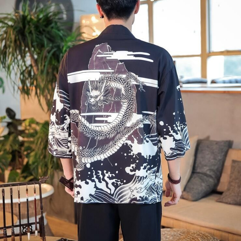 Men's Clothing 2019 Blouse Men Linen Shirt Mens Baggy Cotton Streetwear Pullover Shirt Male Retro V Neck Tops Masculina Lino Hombre Camisetas
