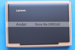 New Original For Lenovo 700 ISK IdeaPad 700-15 Laptop LCD Back Cover Rear Lid Top Case Black 460.06R06.0009 5CB0K85923