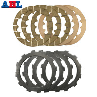 For KTM 50SX MINI 50SXS 50 SX MINI SXS 2013 2014 2015 Motorcycle Engine Parts Sintered Clutch Iron Friction Plates Steel Plates