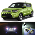 2pcs Car W16W T15 912 High Power OBC Canbus Error Free Led SMD Backup Parking Reverse Lights Bulb For  2010 - 2015 Kia Soul