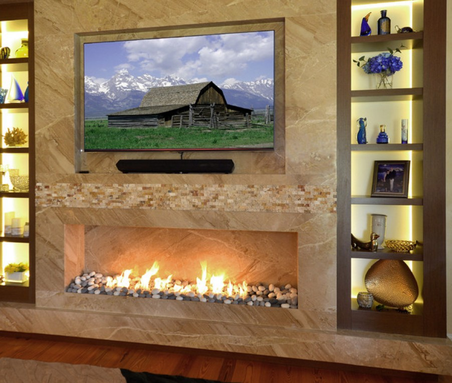 On sale 30 inch  Long Remote control intelligent black or silver bio ethanol fireplaceOn sale 30 inch  Long Remote control intelligent black or silver bio ethanol fireplace