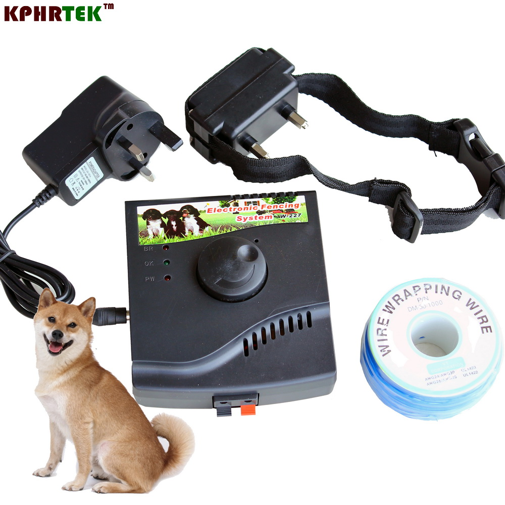9 единиц оригинальная Водонепроницаемая умная собака в земле электронная система охраны W-227-1 собака WYW