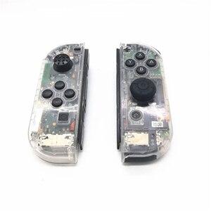 Image 3 - Funda protectora para Nintendo Switch, funda de reemplazo transparente para mando de Nintendo Switch NS