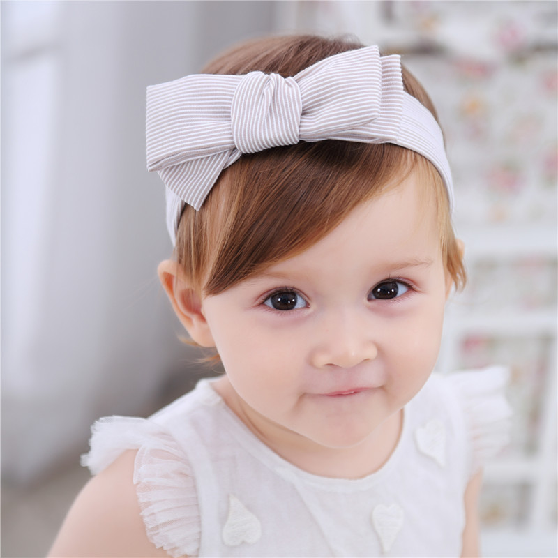Baby to Adult 25 Pack Knot Headbands Top Knot Headband Knotted Headband