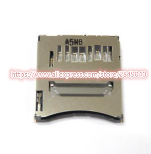 New SD Memory Card Slot For Canon for EOS 100D For Nikon S5100 S8200 Digital Camera Repair Part