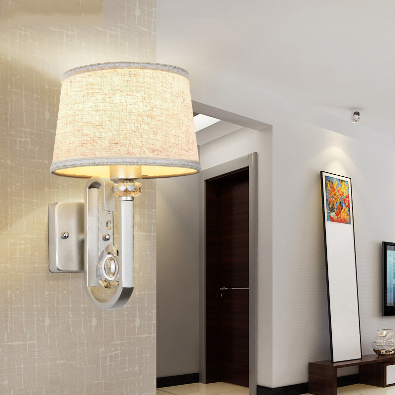 Bathroom Light Fixtures With Fabric Shades compare prices on bathroom lamp shades- online shopping/buy low
