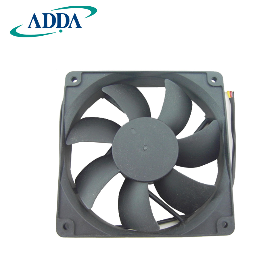 New and original inverter cooling fan AD1224UB-A72GL 24V server axial fan 120*120*25mm