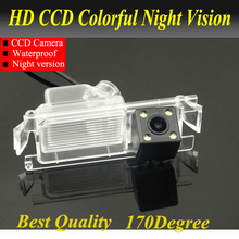 Factory direct sale Car Parking Reverse Camera for Kia K2 Rio Hatchback Kia Ceed 2013 Rear View camera Reversing Night Vision