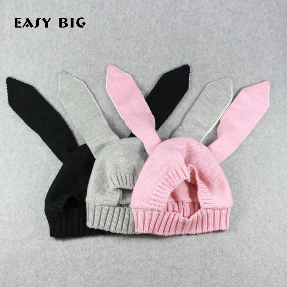 EASY BIG 0-24Months pavasario rudenį triušio ausys kūdikių - Kūdikių drabužiai - Nuotrauka 1