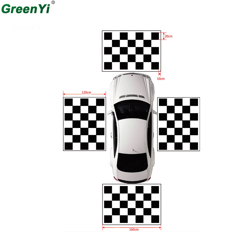 Greenyi Cloth Calibration Bird-View-System Surround 360-Degree Special 4 No For Debugging-Clothes