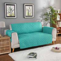 Canapé canapé housse chaise jeter Pet chien enfants tapis meubles protecteur réversible lavable amovible accoudoir housses 1/2/3 siège