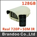 Plug and Play SD Camera, 720p SD Camera, Waterproof 128GB SD Camera
