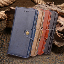 Retro PU Leather Flip Wallet Case For Ulefone S8 Pro Cover sFor Ulefone Power Luxury Business Mobile Phone Case For Ulefone S8(China)