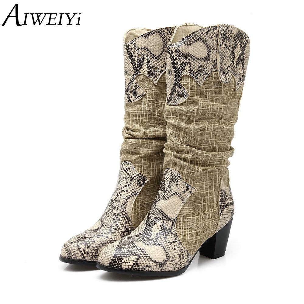 Online Get Cheap Short Cowboy Boots Women -Aliexpress.com ...