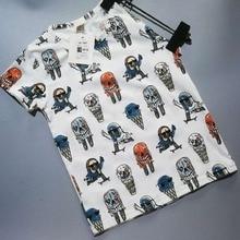 Kids Baby Girls Boys Clothes T Shirts Short Sleeve